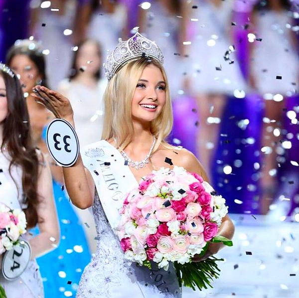 Polina Popova Is Officially Miss Russia 2017, part 2017