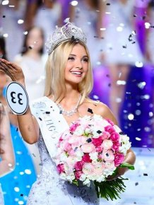 Polina Popova Is Officially Miss Russia 2017