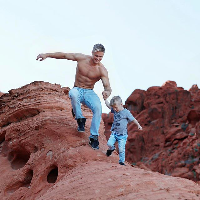 This Single Dad Works For Cirque du Soleil