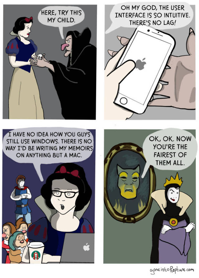These Comics Were Created To Destroy Everything That You Love