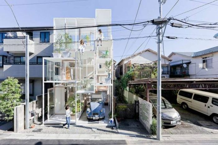 It's Almost Hard To Believe That These Are Real Houses
