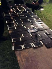 Pickpocket Gets Busted For Stealing 100 Phones At Coachella