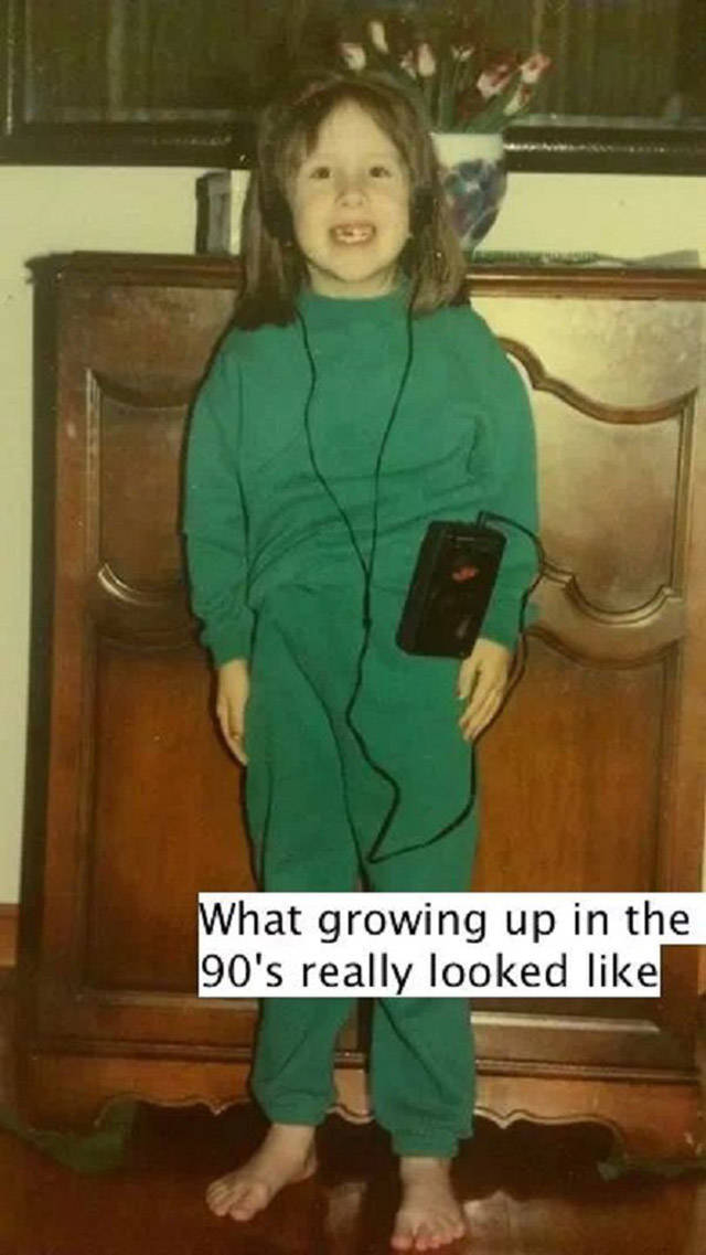 Proof That Childhood Was Absolutely Insane Back In The 90s