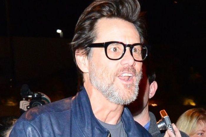 Fans Become Concerned After Jim Carrey Shares Easter Selfie