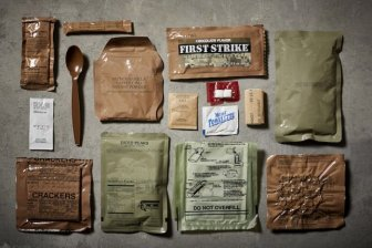 What Dry Rations Look Like For Soldiers Around The World
