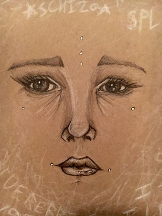 What Happens When Schizophrenia And Art Mix