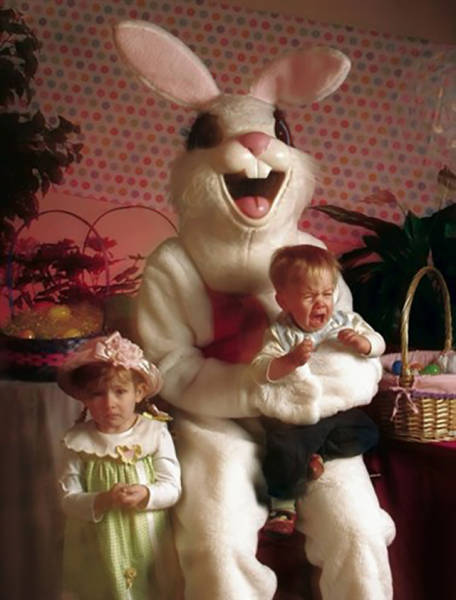 When Easter Turns Out To Be A Complete Disaster