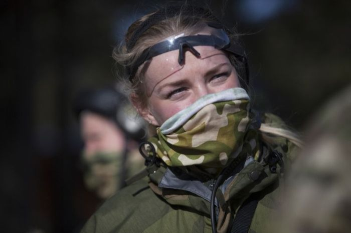 Fearless Women Of The World's First Female Special Forces