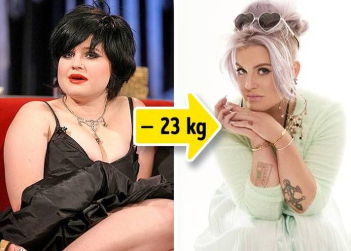 Stars Who Went Through A Lot To Drop Some Serious Weight