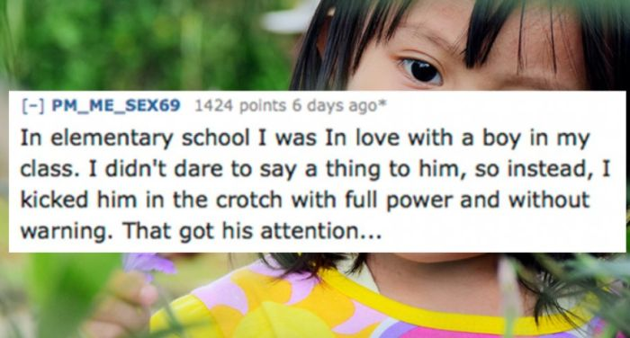 People Share Their Most Cringeworthy Teenage Moments