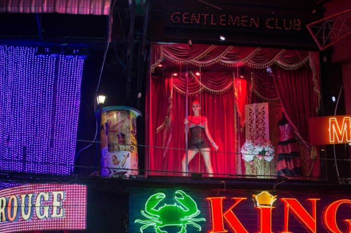 Inside Pattaya's Red Light District