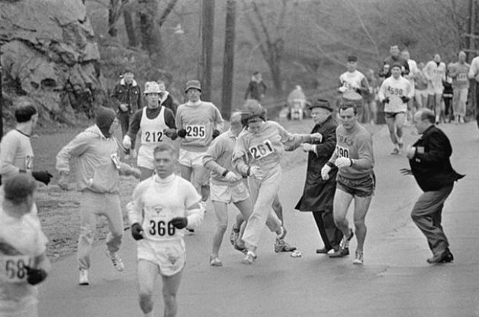 First Woman To Enter Boston Marathon Enters Again 50 Years Later