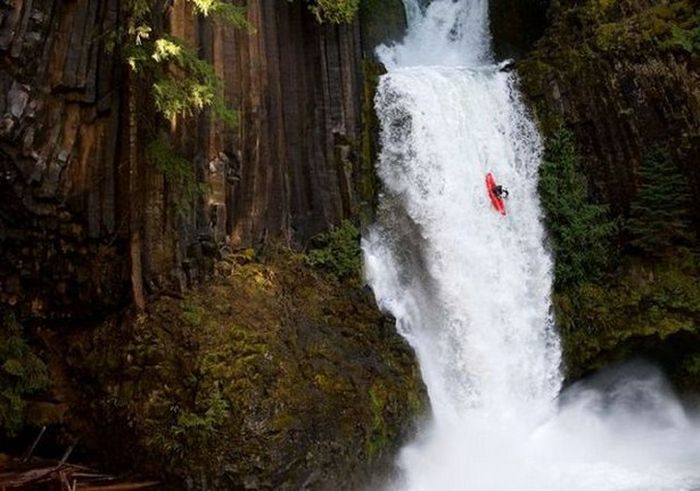 Brave Extreme Athletes Who Just Escaped Death