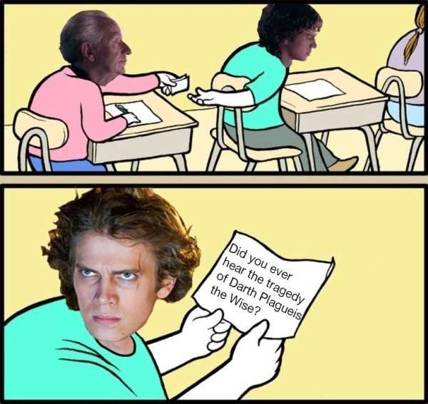 Hilarious Star Wars Memes From A Galaxy Far Far Away Fun
