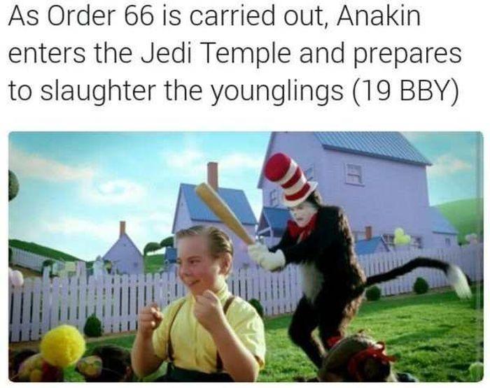 Hilarious Star Wars Memes From A Galaxy Far, Far Away
