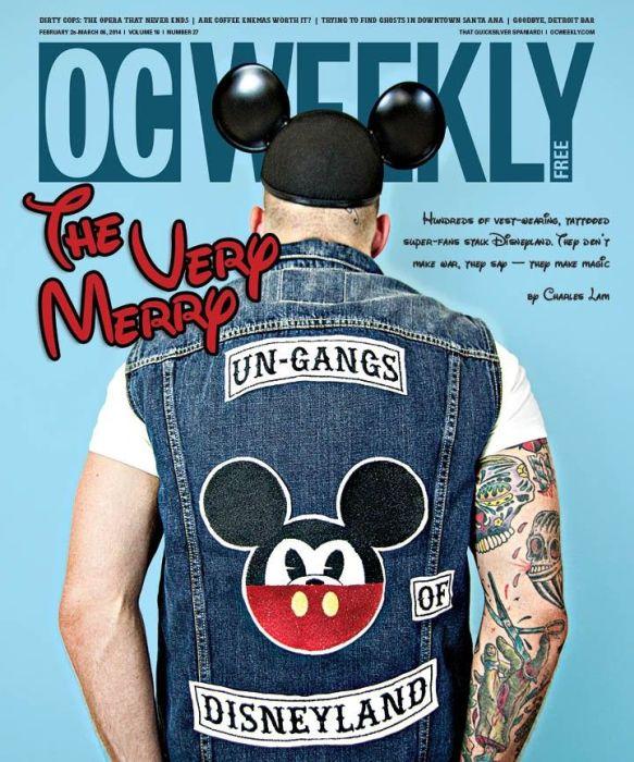 Disney Themed Biker Gangs