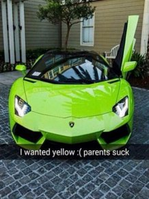 Rich Kids On Snapchat Are Extremely Obnoxious