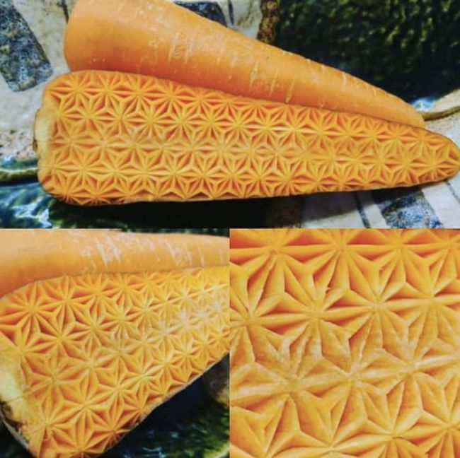 Vegetable Art Is The Latest Instagram Trend
