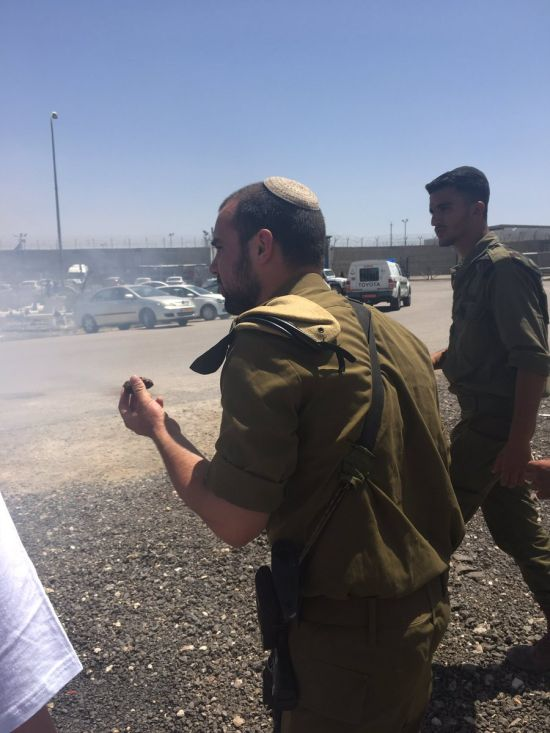 Israeli Activists Hold Barbecue To Taunt Palestinians On Hunger Strike