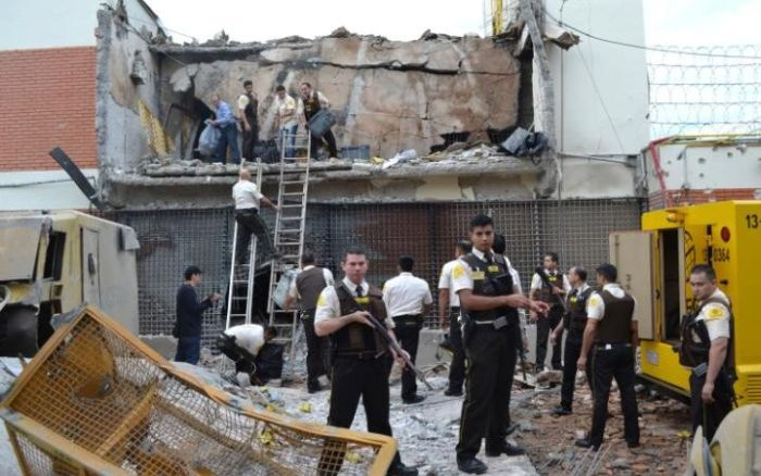 Brazilian Gangsters Pull Off The Robbery Of The Century In Paraguay