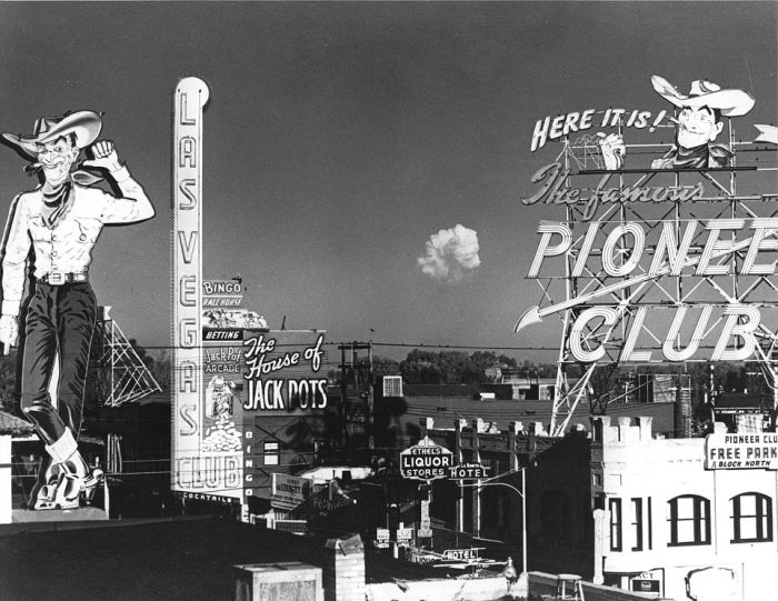 Chilling Photos From The Past Show Atomic Bomb Tests
