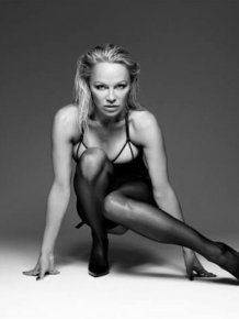 Pamela Anderson Is Still Eye Candy At 49 Years Old