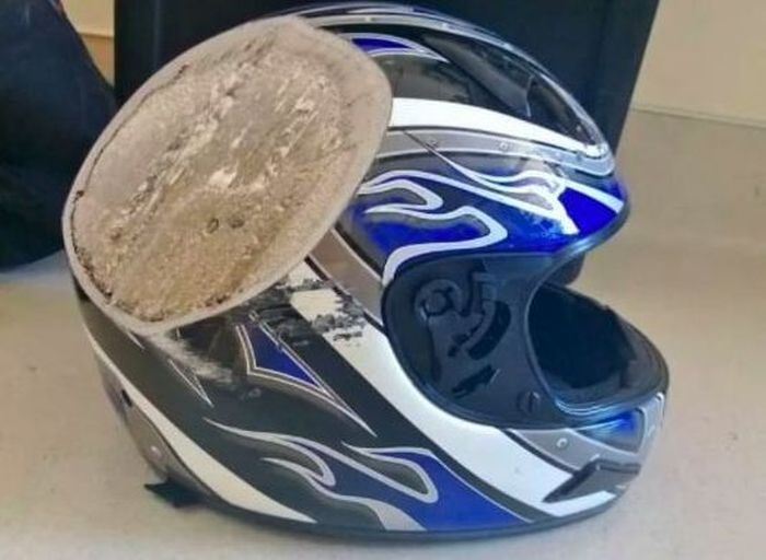 Here's Why You Should Always Wear A Helmet