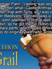 Hilarious Facts About Monty Python And The Holy Grail
