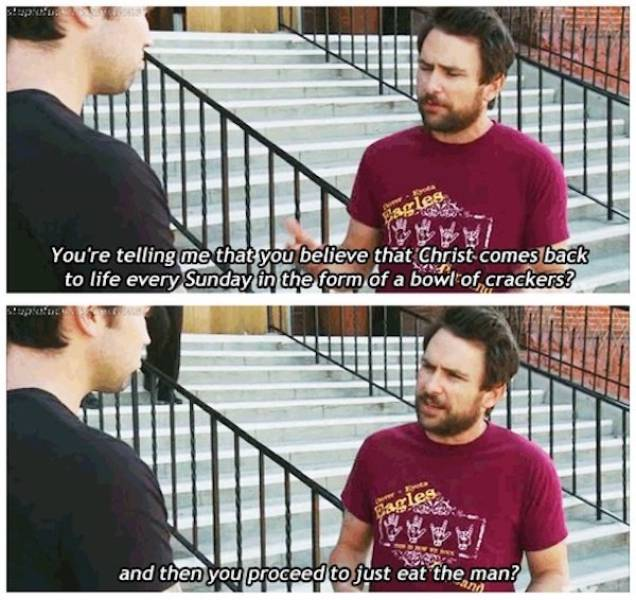 It's Always Sunny In Philadelphia Will Always Put You In A Good Mood