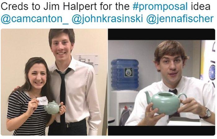 Extraordinary And Impressive Prom Proposals