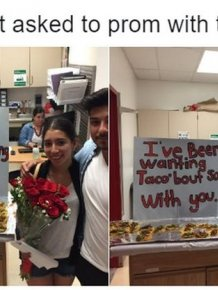 Extraordinary And Impressive Prom Proposals