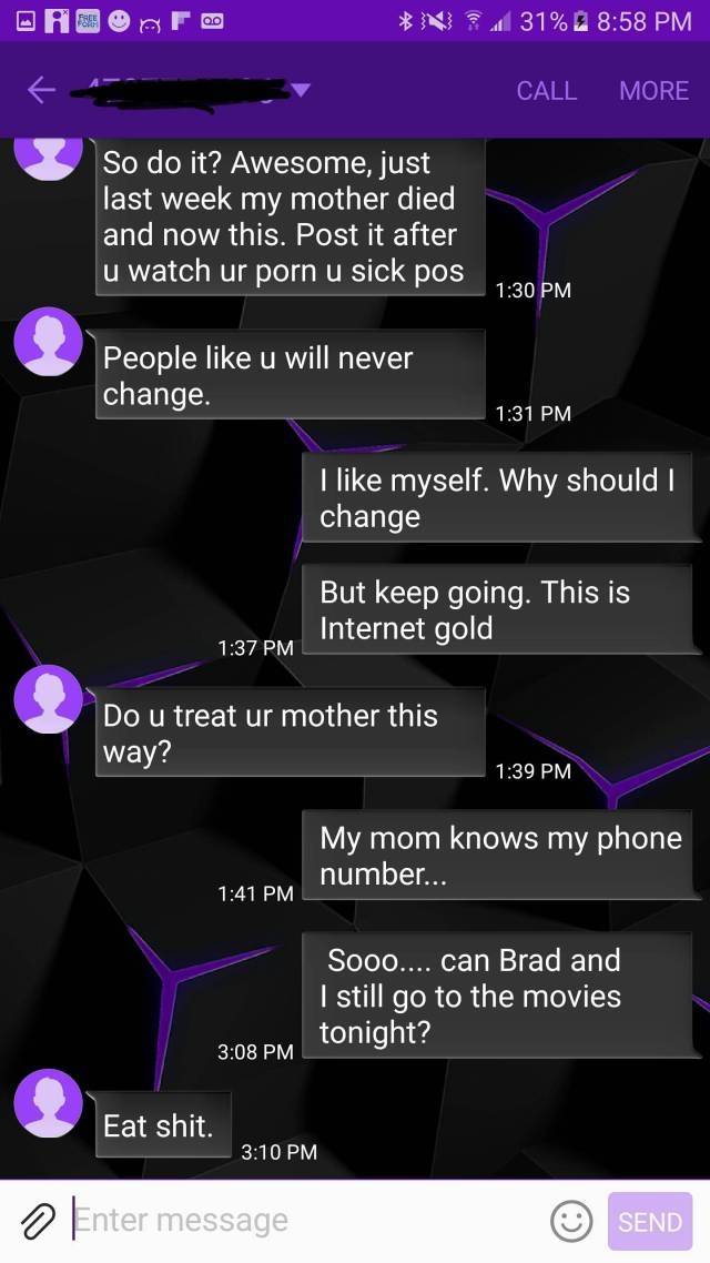 This Mom Refused To Believe She Texted The Wrong Number