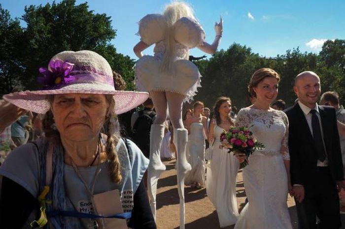 Crazy Wedding Photos That Will Make You Gasp