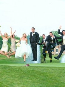 Crazy Wedding Photos That Will Make You Gasp
