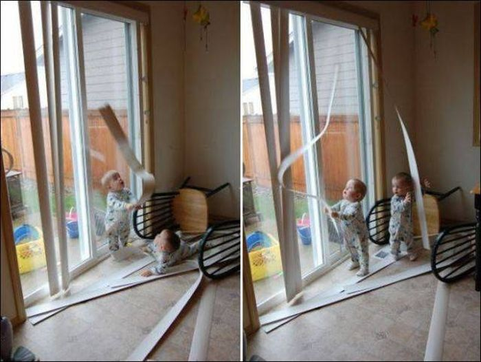 Kids Are Fun But Not Always Fun For Their Parents