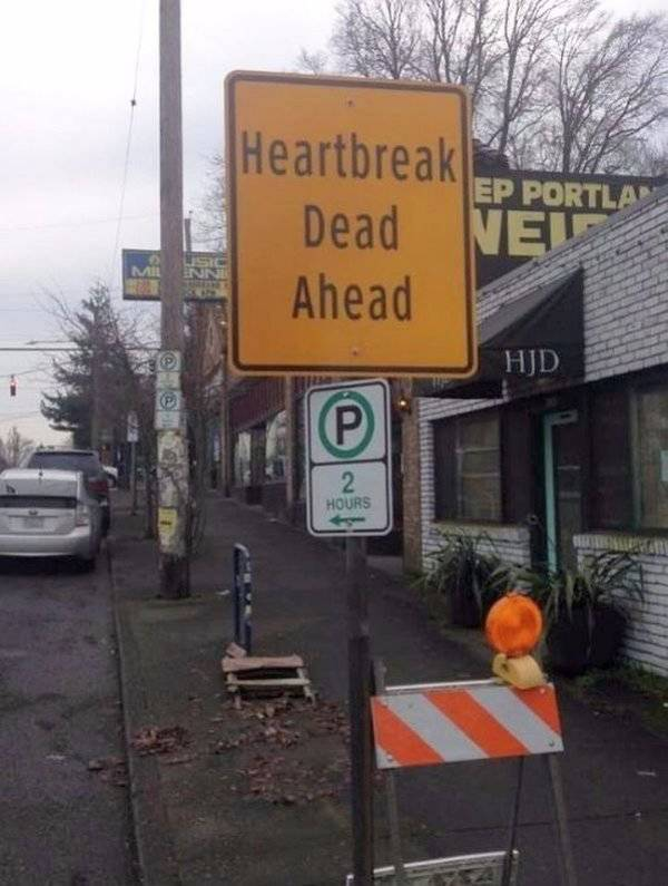 No One Seems To Know Where These Street Signs Come From
