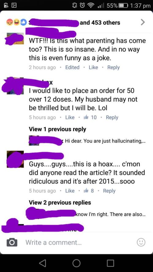 How A Fake News Article Caused The Internet To Get Absolutely Mad