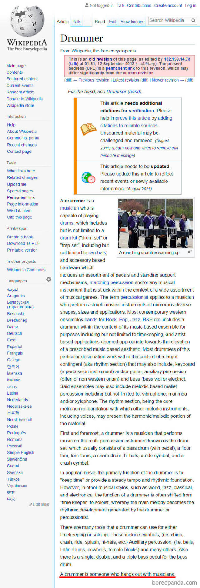 Why Wikipedia Simply Can't Be Trusted