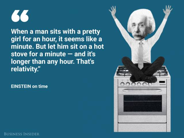 Albert Einstein Was Full Of Brilliant Wisdom