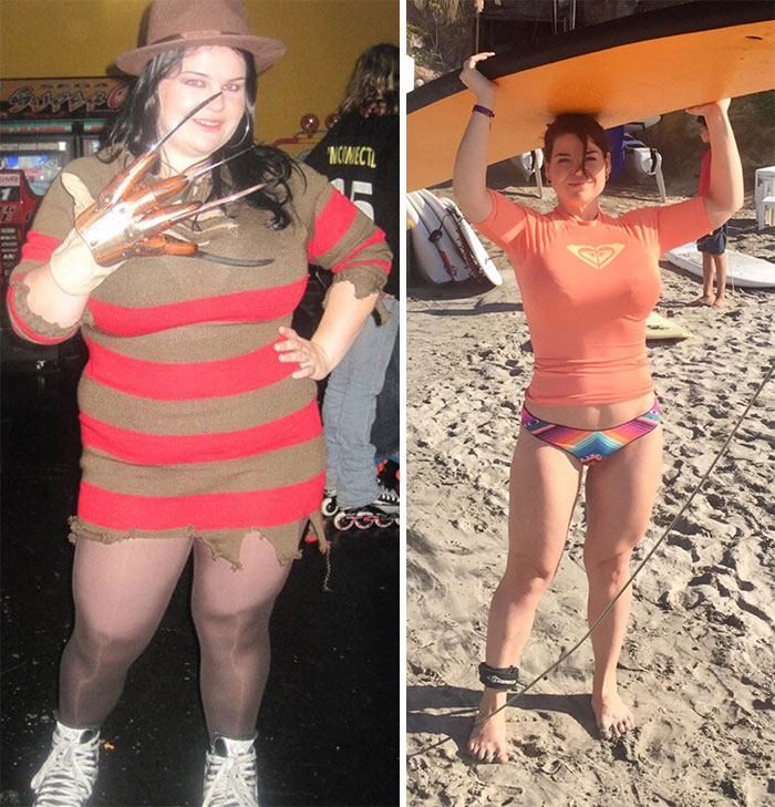 You Won't Believe These Before And After Photos Are The Same Person