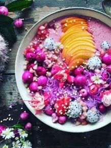 Unicorn Noodles Are The Healthiest Colorful Food Trend So Far