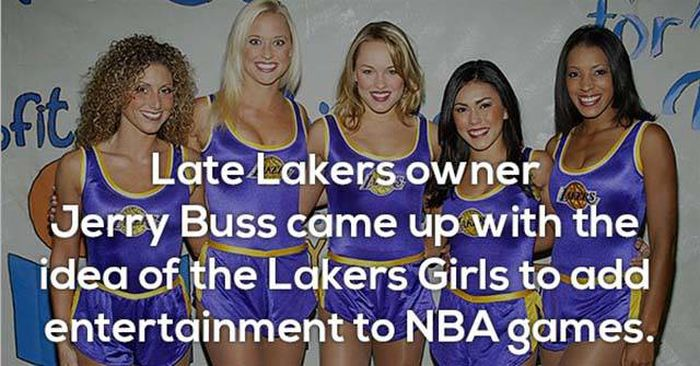 A Basket Of Facts About The NBA