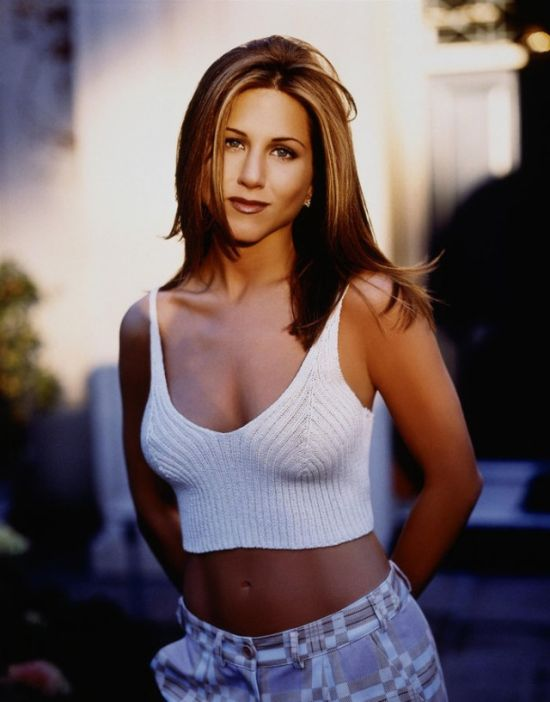 Hot Jennifer Aniston Throwback Pictures From 1998, part 1998