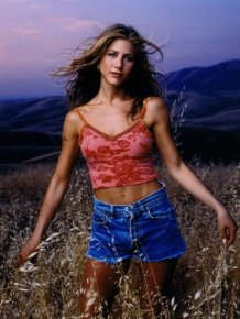 Hot Jennifer Aniston Throwback Pictures From 1998