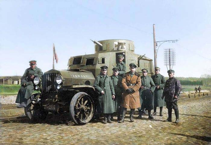 Pictures Of Germany From The First World War