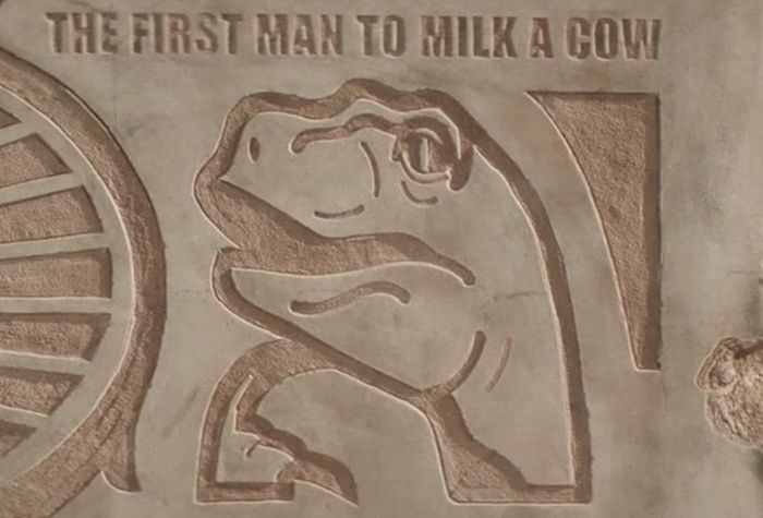 Americans Bury Memes In The Desert For Future Descendants