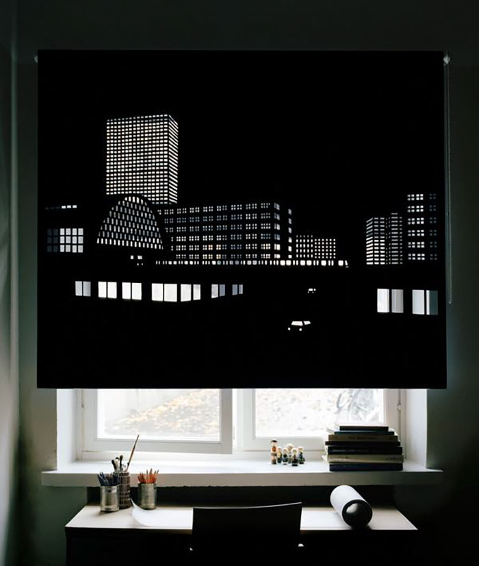 Blackout Curtains That Will Make You Feel Like You're Living In A Big City
