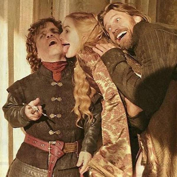 Game Of Thrones Characters Don't Actually Hate Each Other In Real Life