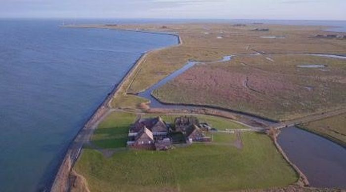 The Hallig Islands Are A Special Place