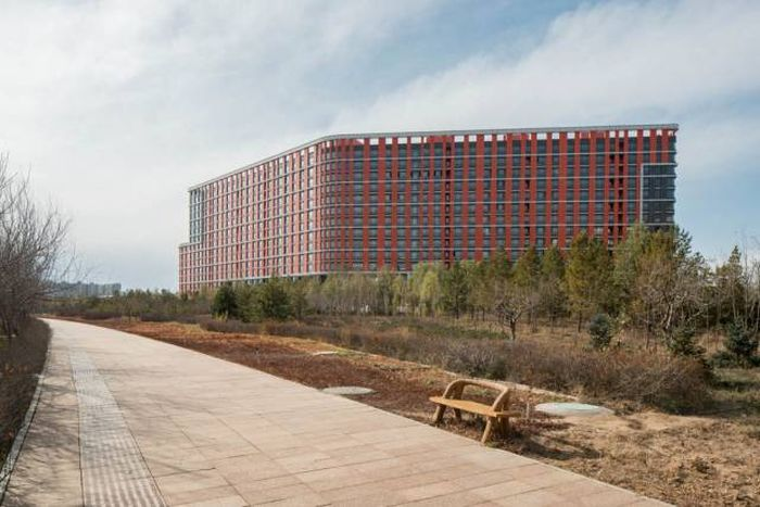 Take A Walk Through The Biggest Ghost Town In The World